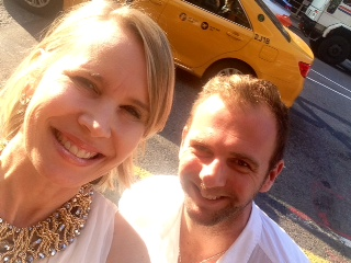 Navigating New York with The GPS Girl® S2 Episode 5: Matt Trent