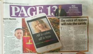 Herald Sun 2015